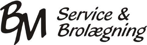 BM Service & Brolægning